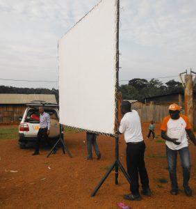 Le CNA en préparation avec l'appui du personnel de l'entreprise
